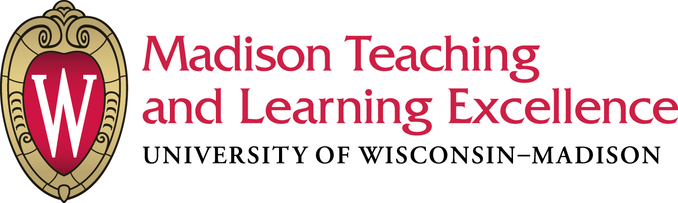 Madison Teaching and Learning Excellence Logo